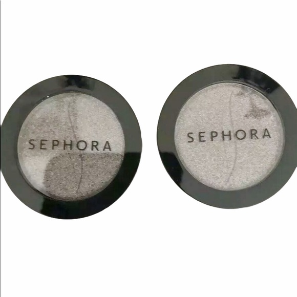 SEPHORA 2 POP IDOL N 32 SILVER GRAY 07 eyeshadow
